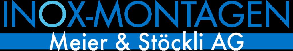 Logo Inox-Montagen Meier & Stöckli AG